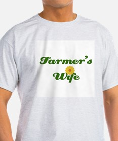 Farmer's Wife Ash Grey T-Shirt
