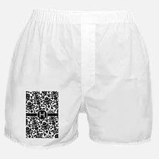 monogram_H copy Boxer Shorts