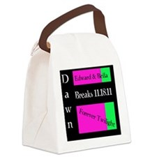 Dawn Will Break Bag Canvas Lunch Bag