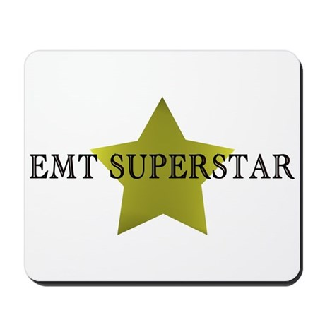 EMT SUPERSTAR Mousepad