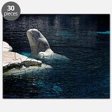 Beluga Whales 4 Puzzle