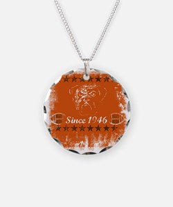 browns 10 x10 shirt Necklace