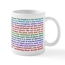 Romero mug
