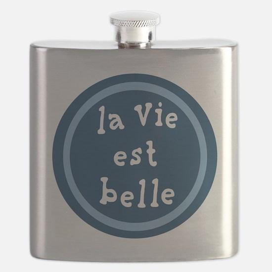 la_Via_est_Belle Flask
