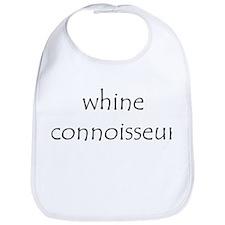 Whine Connoisseur Bib