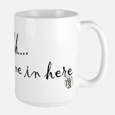Sshhhh... There's Wine In Here Mug