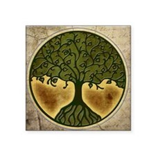 "TreeOfLife Square Sticker 3"" x 3"""