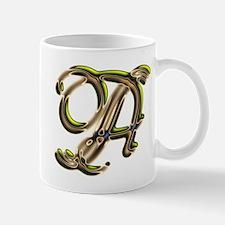 Phyllis Initial A Mug