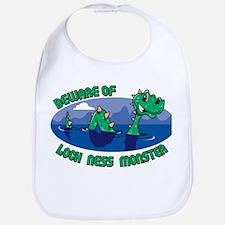 Beware Of Loch Ness Monster Bib