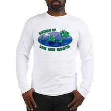 Beware Of Loch Ness Monster Long Sleeve T-Shirt