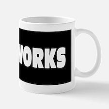wind works Sticker (Bumper) Mug