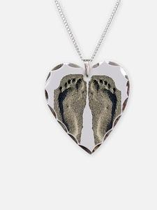 sand flip flops Necklace