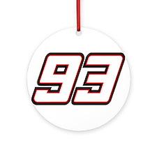 93 Ornament (Round)