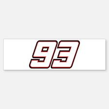 93 Bumper Bumper Bumper Sticker