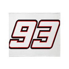 93 Throw Blanket