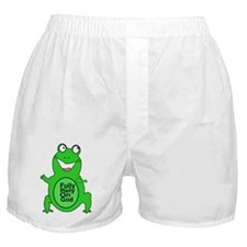 fully-rely-on-god-hi Boxer Shorts
