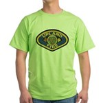 Upland Fire  Green T-Shirt