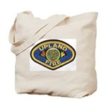 Upland Fire  Tote Bag