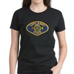 Upland Fire  Women's Dark T-Shirt