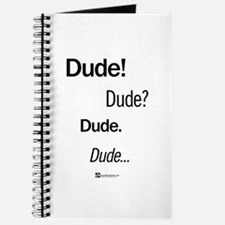Cute The dude Journal