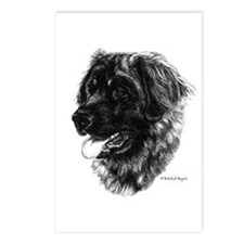 Leonberger Postcards (Package of 8)