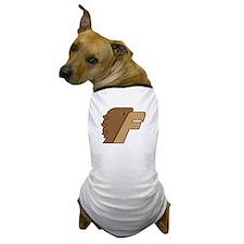 Cute Firebird Dog T-Shirt