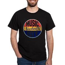 Nashville Vintage Label W T-Shirt