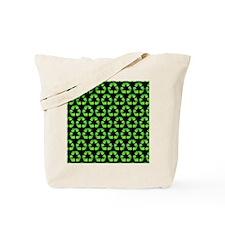 RecycleSymPatB460ip Tote Bag