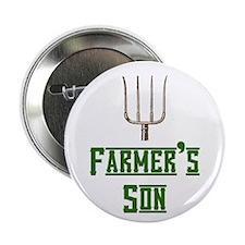 Farmer's Son Button