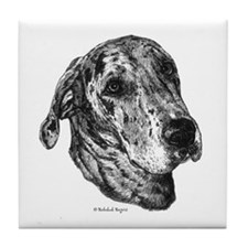 Merle Dane Tile Coaster