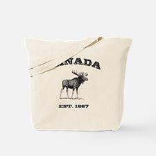 Canada-Moose-3 copy Tote Bag