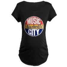 Nashville Vintage Label B T-Shirt