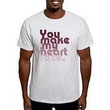 heart race new light T-Shirt