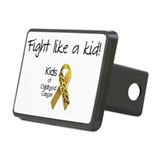 Childhood cancer Rectangle