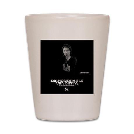 DV Samantha Pillow Shot Glass