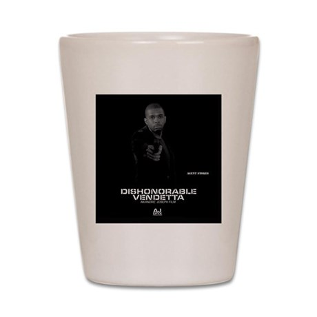 DV Stokes Pillow Shot Glass