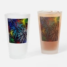 july 4th Drinking Glass