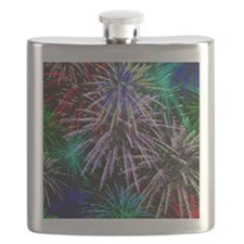 fourth of july Flask