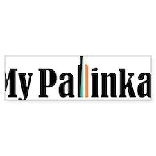 mypalinka8 Bumper Sticker