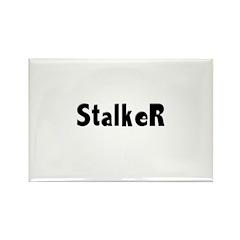 Stalker Rectangle Magnet (100 pack)