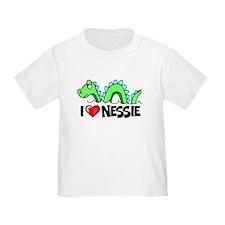 I Love Nessie T