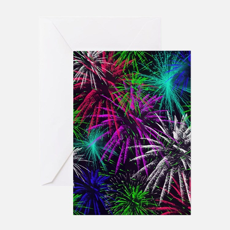 4th of july Greeting Card
