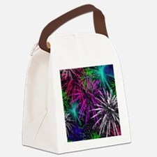4th of july Canvas Lunch Bag