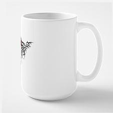 rose1 Large Mug
