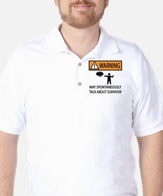 SURVIVOR Golf Shirt