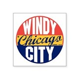 Chicago Stickers & Flair