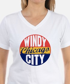 Chicago Vintage Label B Shirt