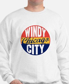 Chicago Vintage Label B Sweatshirt