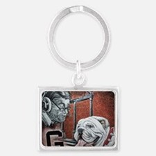 Get The Picture Landscape Keychain