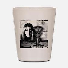 OFR ALBUM TRANSPARENT BLACK Shot Glass